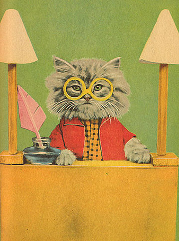 Mod Cat writes a letter!